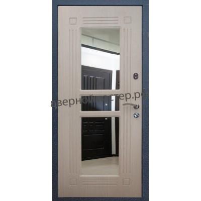 Двери с зеркалом 1