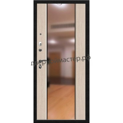 Двери с зеркалом 2