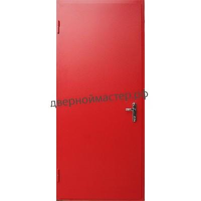Дверь металлическая маленькая 2