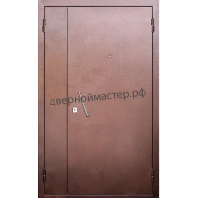 Двери утепленные 12