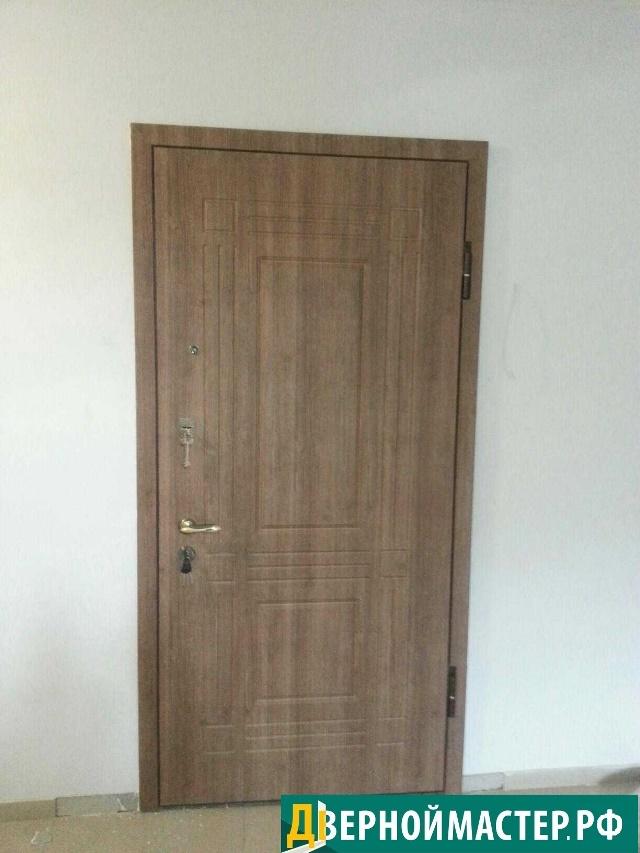 Светлая дверь мдф с пвх пленкой с двух сторон с антивандальными свойствами по цене от 18000 рублей