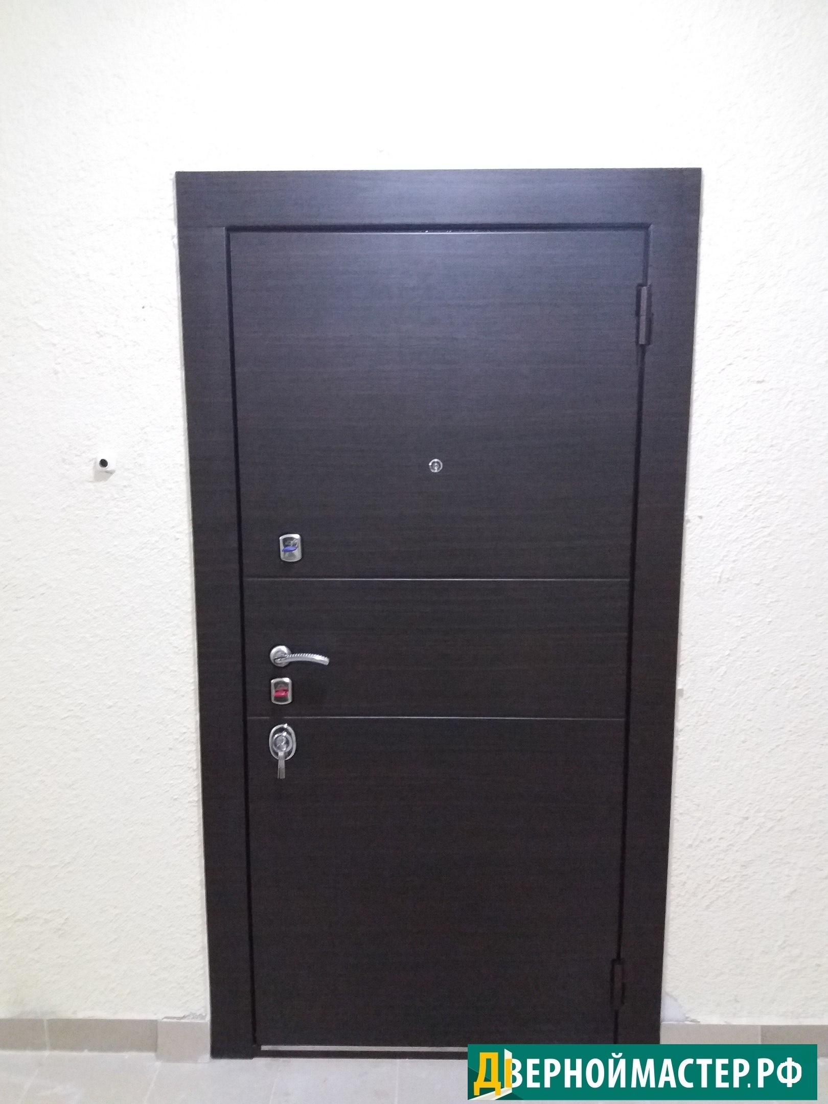 Купить входную дверь в Москве в квартиру с установкой под ключ выгодно.