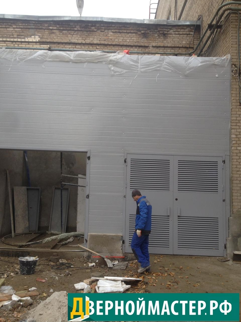 Отличные двери металлические в электрощитовую от производителя