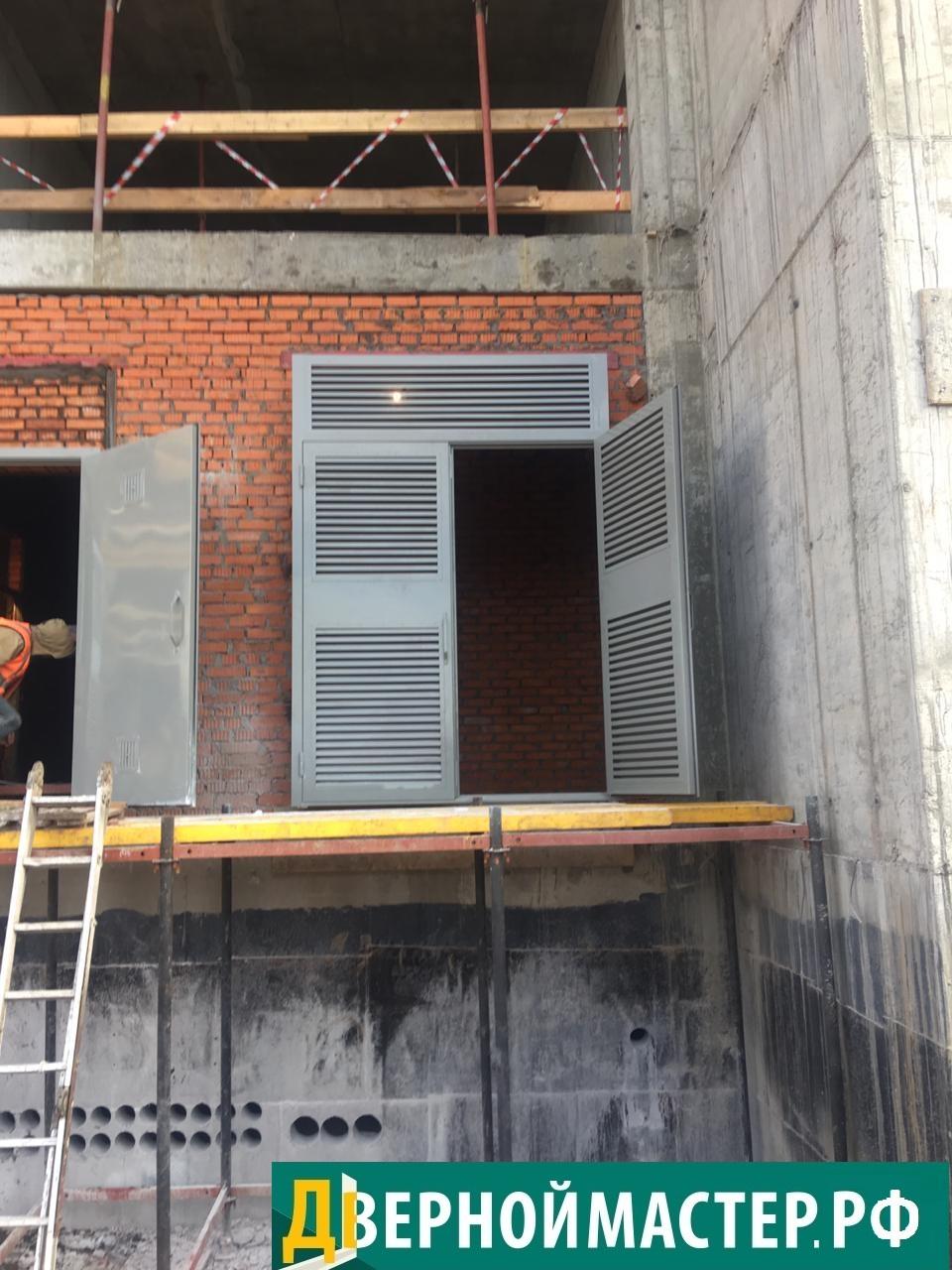 Изготовление дверей в электрощитовую любых размеров, любой нестандарт