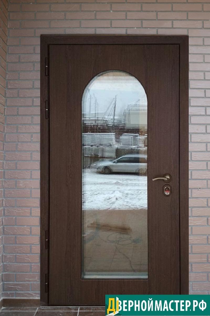 Входные метал двери с порошковым напылением уличные